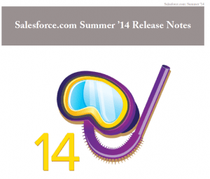 Salesforce com Summer '14 Release Notes