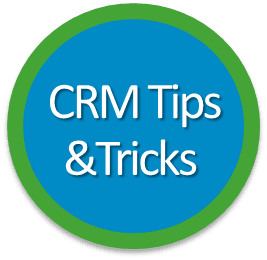 CRM Tips and Ticks