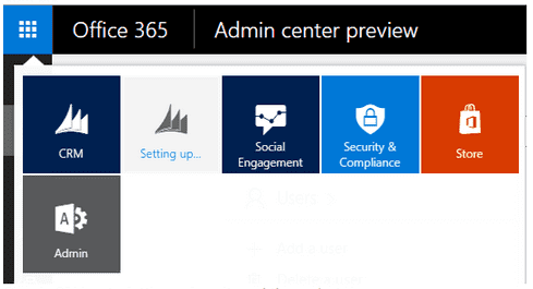 Add A Dynamics CRM License to New Office 365 Users