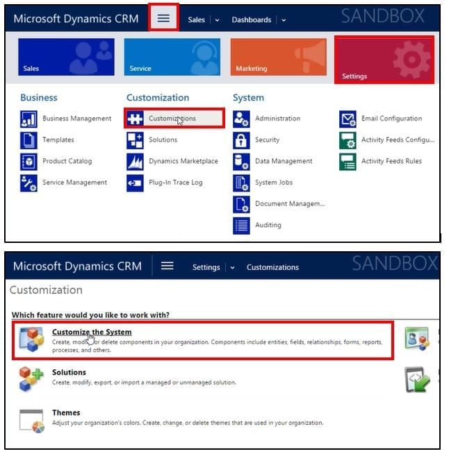 Embed a Website into a Dynamics CRM Dashboard - Ledgeview Partners
