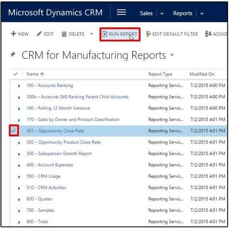 Turn Your Report into a Dashboard in Dynamics 365/CRM