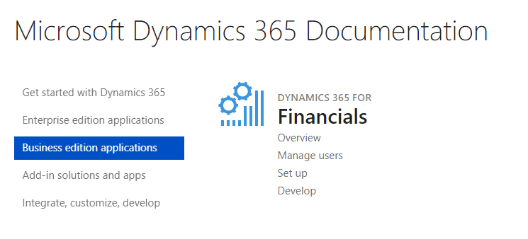 Microsoft Launches New Dynamics 365 Documentation Site