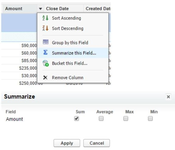 Behold the Power of Salesforce Report Summary Formulas | Ledgeview