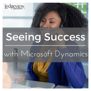 Vital Decisions Sees Success with Microsoft Dynamics and Ledgeview