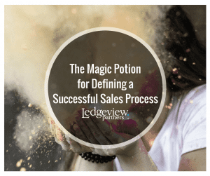The Magic Ingredients for Defining a Successful Sales Process