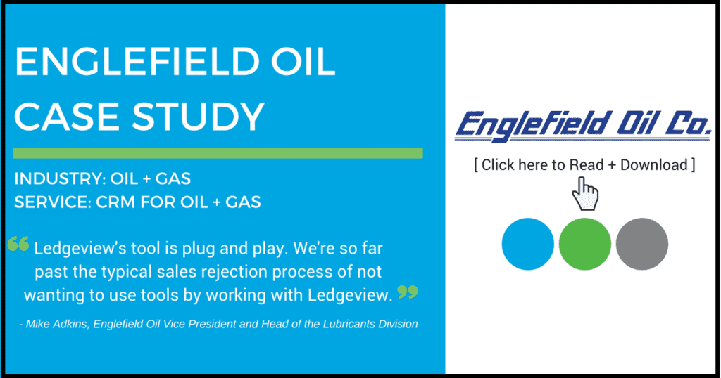Englefield Oil - Ledgeview Partners - Case Study