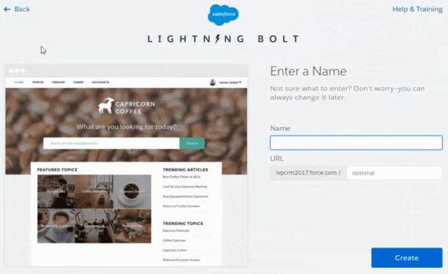 How to Start Building a Salesforce Community