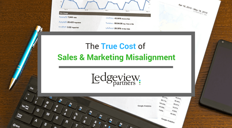 The True Cost of Sales and Marketing Misalignment