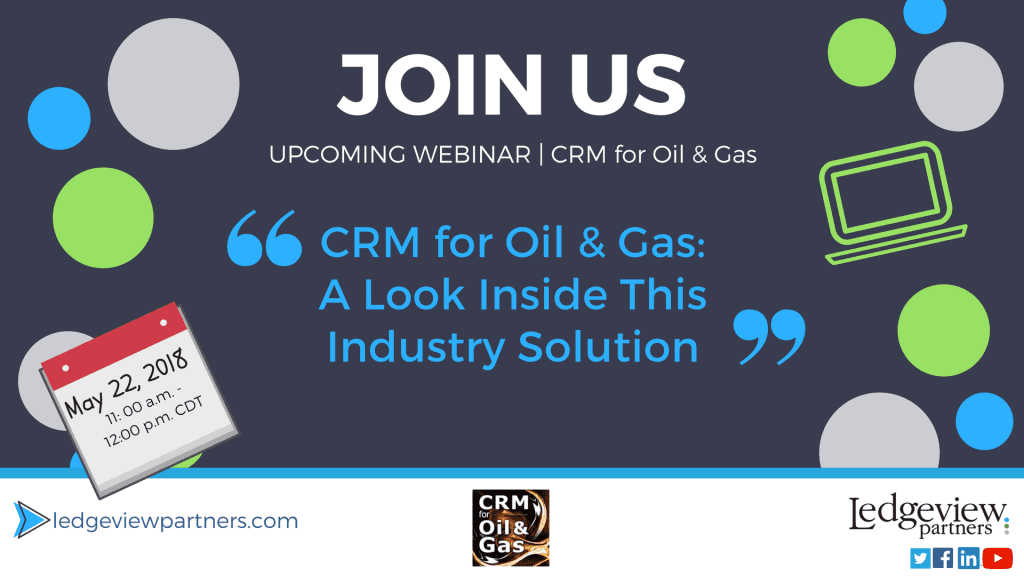Ledgeview Partners CRM for Oil & Gas