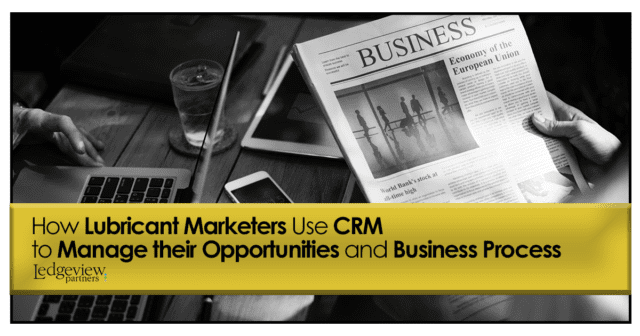 CRM for Oil and Gas Ledgeview Partners