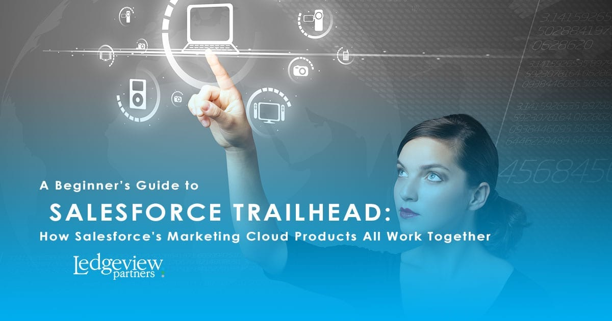 Salesforce Trailhead at Ledgeview Partners