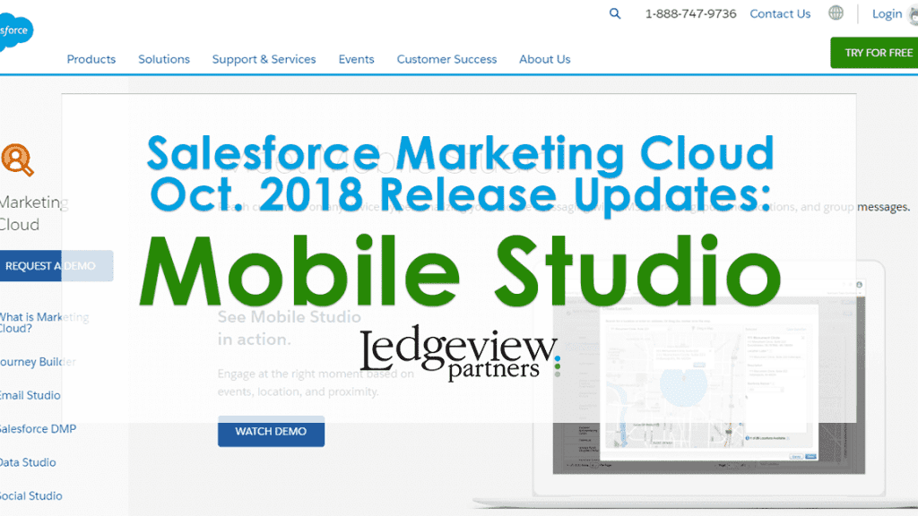 Salesforce Marketing Cloud Oct  2018 Release Updates: Mobile