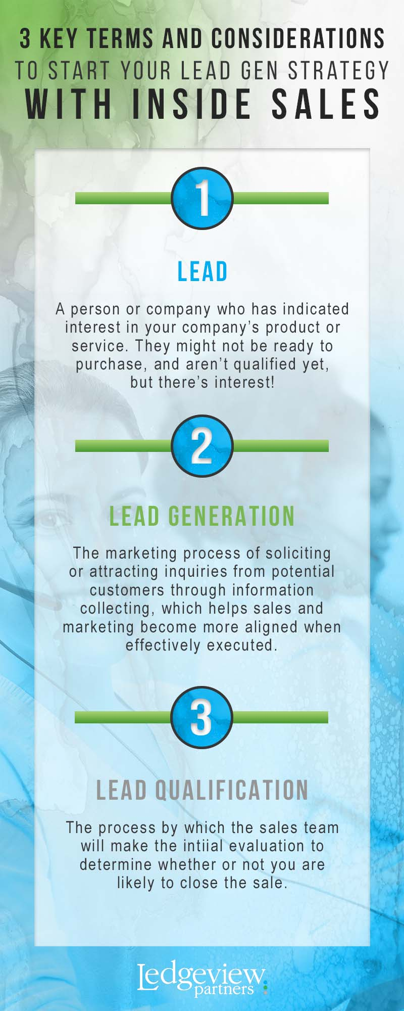 3 Key Terms and Considerations to Start Your Lead Gen Strategy