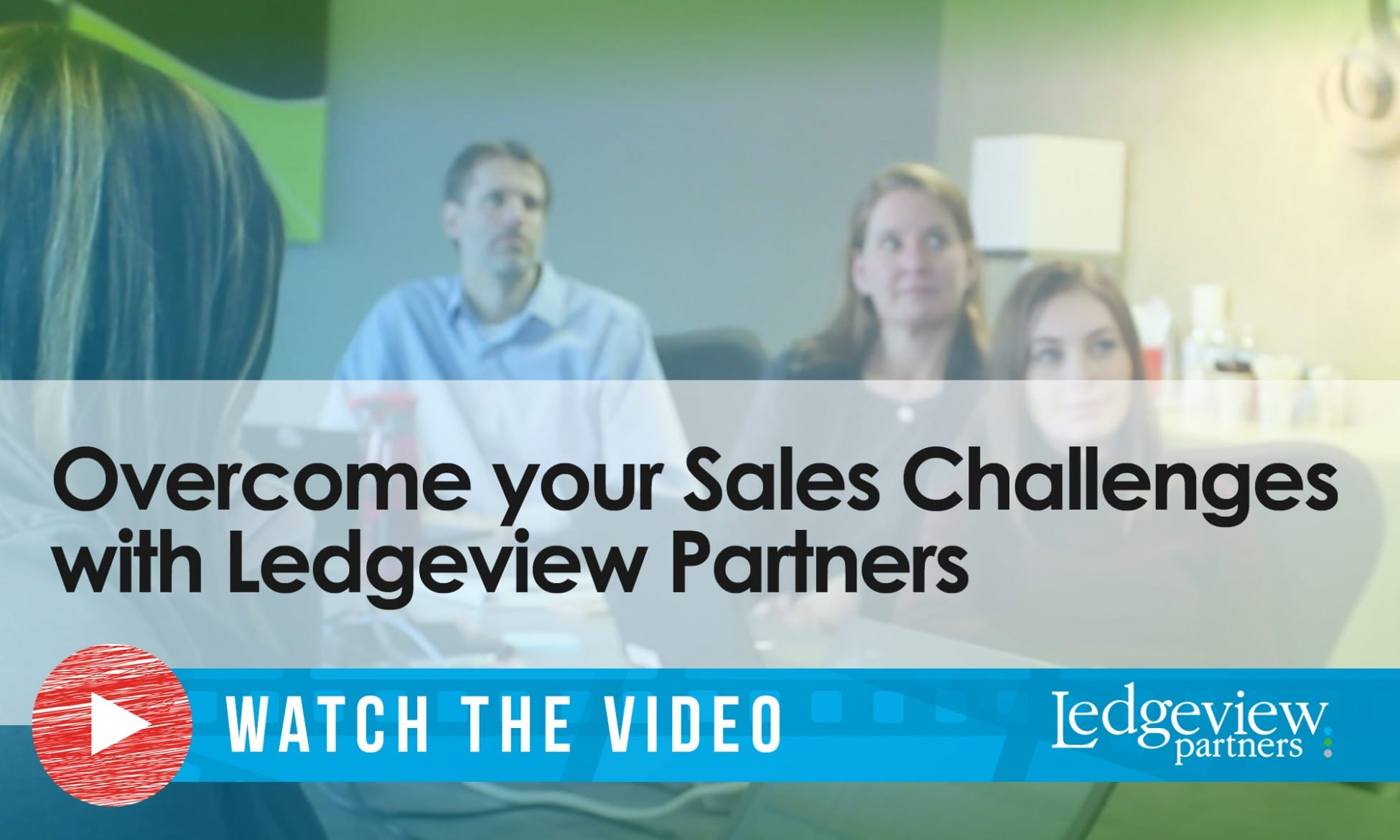 Sales Consulting Services - Ledgeview Partners